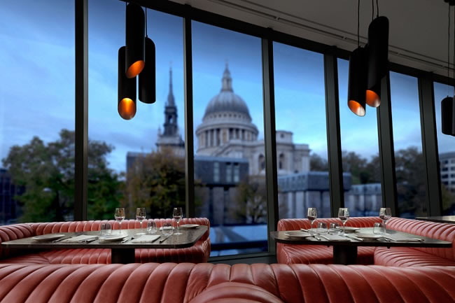 Jamie Oliver's Barbecoa London