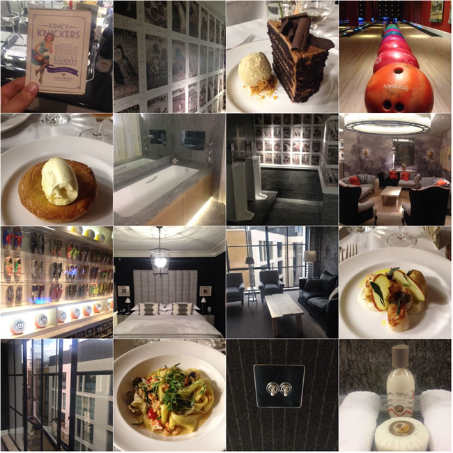Our Ham Yard London experience