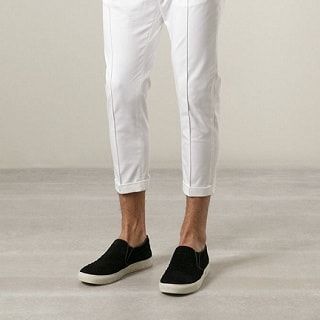Cropped Skinny Trousers Are Dead