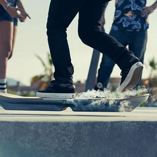 Is the Hoverboard Finally Here?