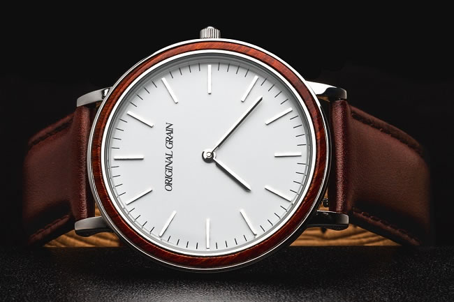 Win an Original Grain Minimalist Watch