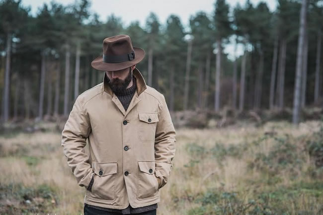 Introducing Shackleton Clothing