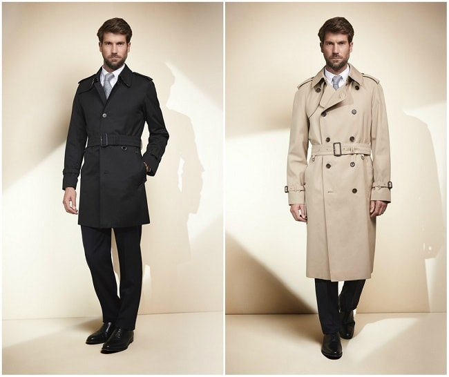 The Evolution of the Trench Coat