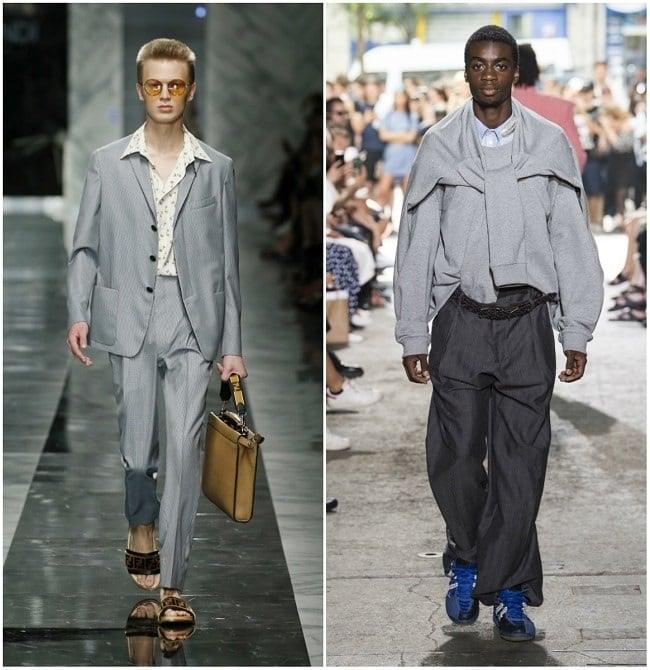 Must-Wear Menswear Colours for SS18