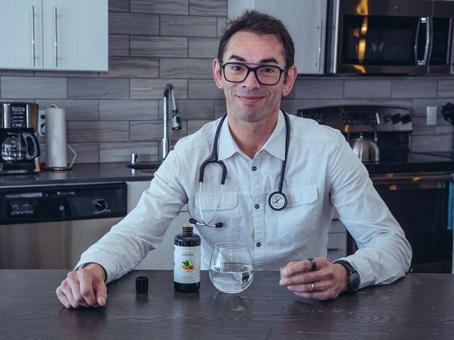 Dr. Harrison Weisinger