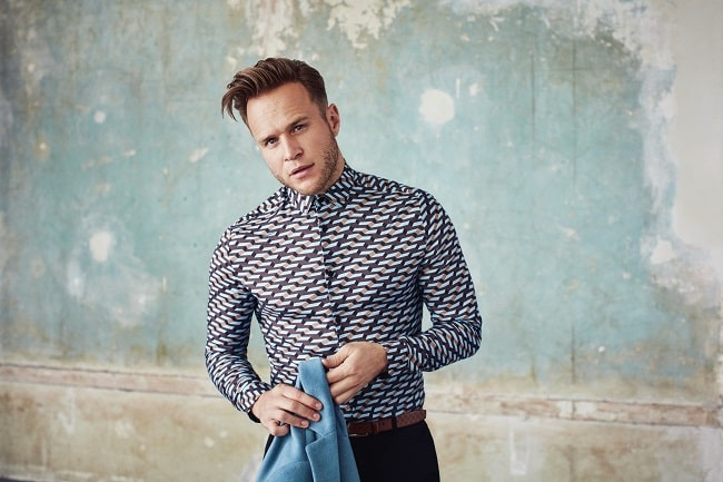 River Island x Olly Murs Premium Menswear Collection