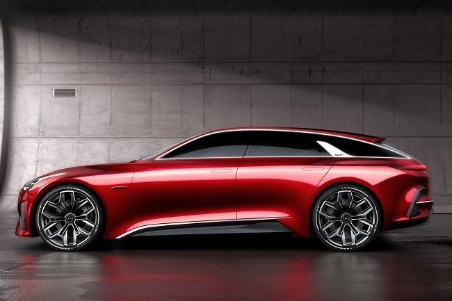 Kia Debuts the Proceed Concept