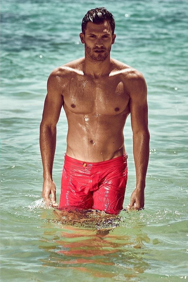 Discover Nicolas Alexander Swimwear