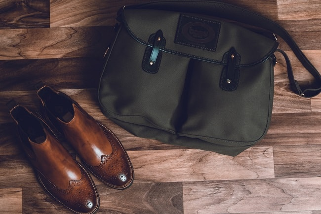 Win a Base London Voucher and Huntsman Bag
