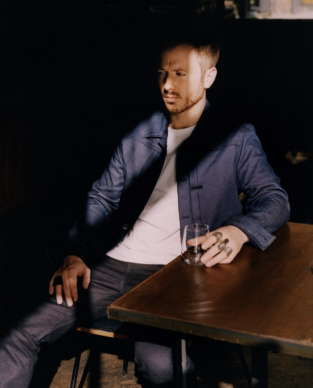Port + Levi's Made & Crafted with Ollie Dabbous