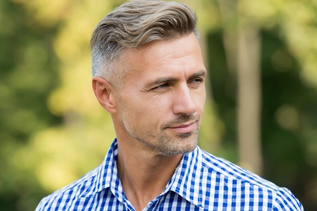 Men's Prescription Hair Loss Help From Home