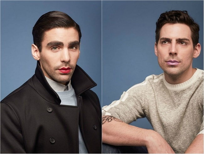 Boys In Lipstick by Refinery29