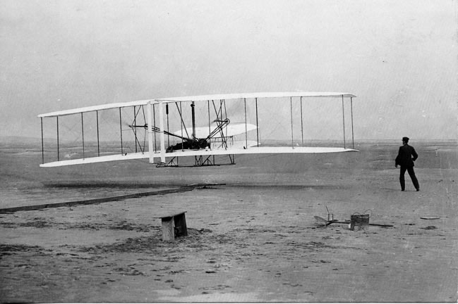 Wright Flyer, 1903