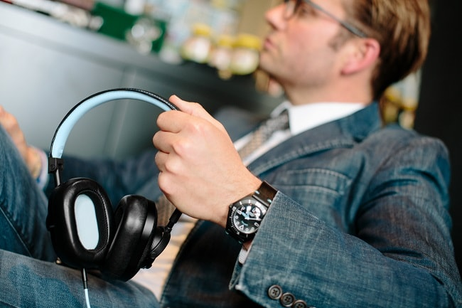 Master & Dynamic x Bamford Watch Department Headphones