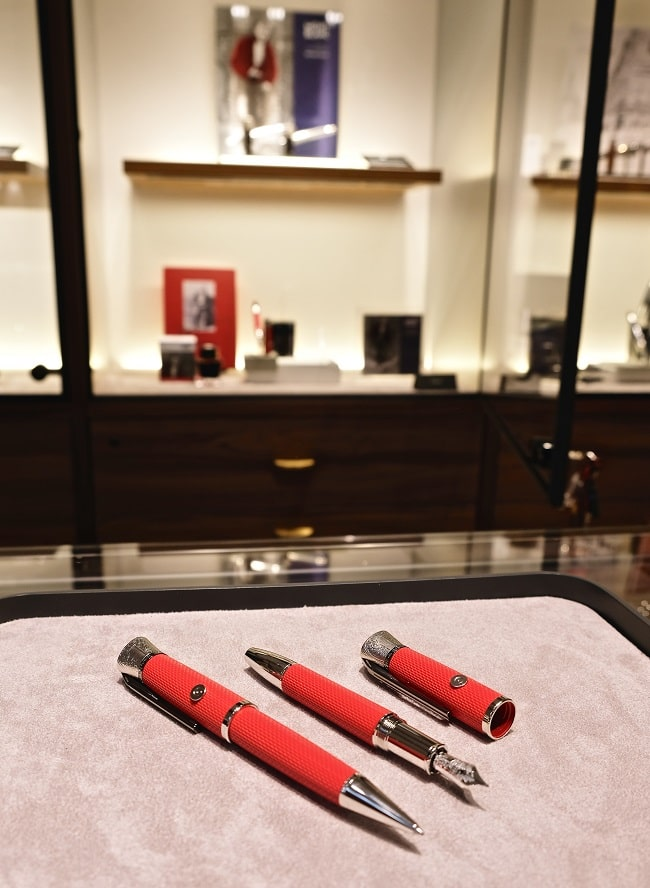 Montblanc Great Characters James Dean Fountain Pen