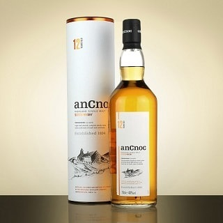 Win a Bottle of anCnoc 12 Year Old