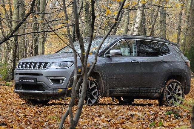 The All-New Jeep Compass Adventure
