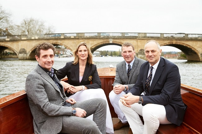 Henley Regatta Partner with Bremont