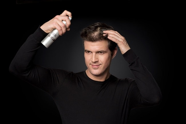 Spray On Hair
