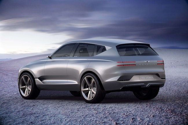 Genesis Reveals GV80 Concept SUV