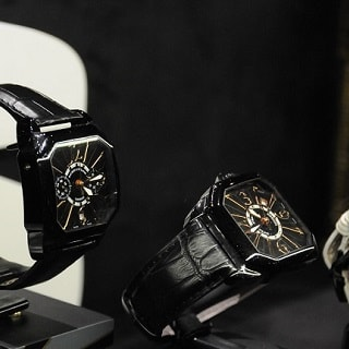 Backes & Strauss Diamond Watches Return to London