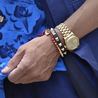 Men's Spring/Summer 2015 Jewellery Guide