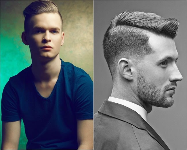 The short back and sides taper in lengthquot;