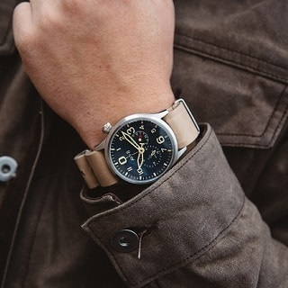 How To Style A Watch With Your Outfit