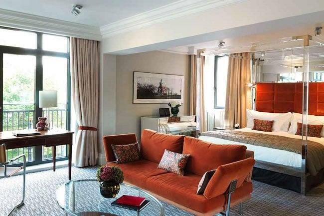 the athenaeum london hotel review. Black Bedroom Furniture Sets. Home Design Ideas