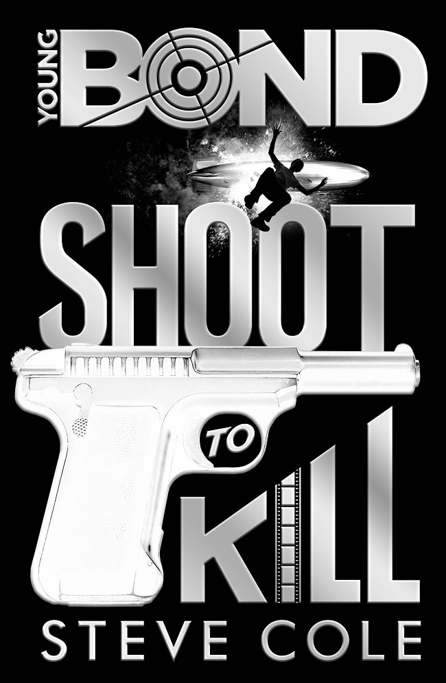 Young Bond 'Shoot to Kill' Book Review
