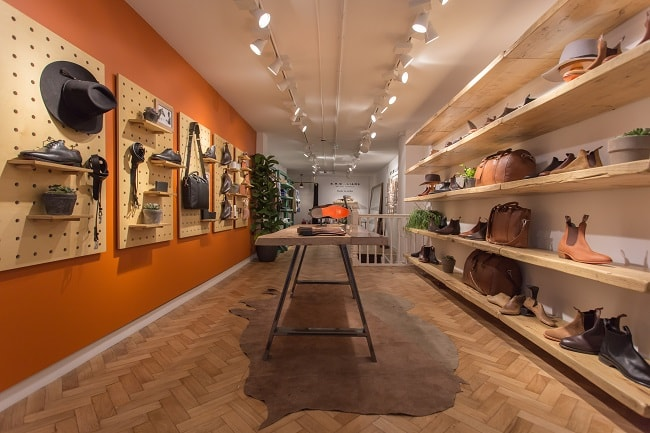 R.M.Williams Opens Its Third London Store in Soho