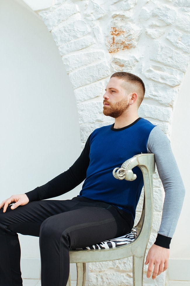 Introducing BRIIT Contemporary and ageless Menswear