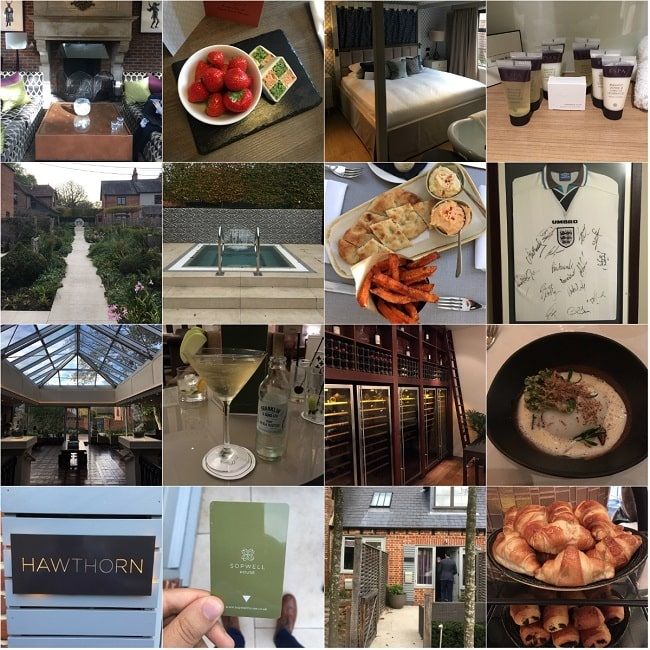 Our Sopwell House St Albans Hotel experience