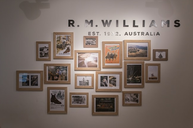 RM Williams Opens Its Third London Store in Soho