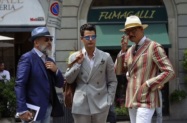 The Street Trends of Milan Fashion Week