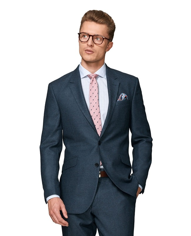 T.M.Lewin Hyde Suit