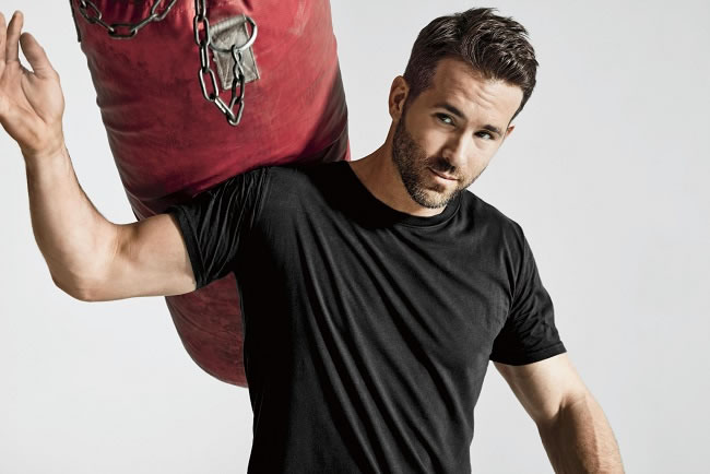 How Ryan Reynolds Shaped Up For Deadpool