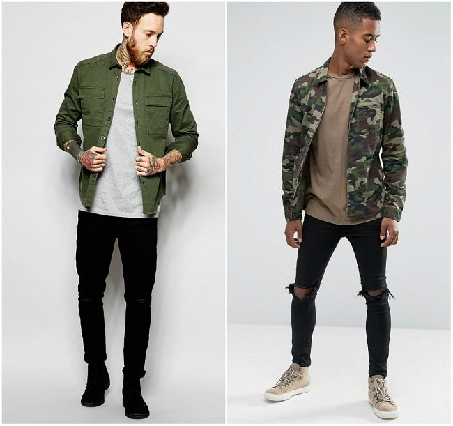How to Wear and Style an Overshirt
