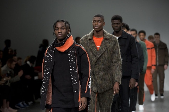 Highlights from London Fashion Week Mens AW18