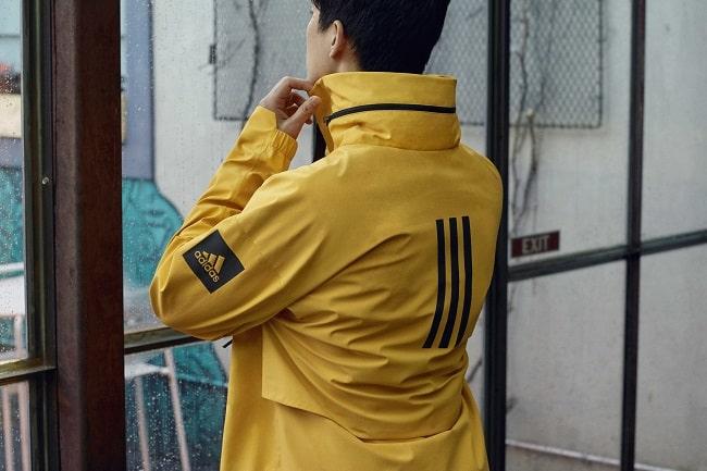 Adidas Outdoor Launches MYSHELTER Rain Jacket