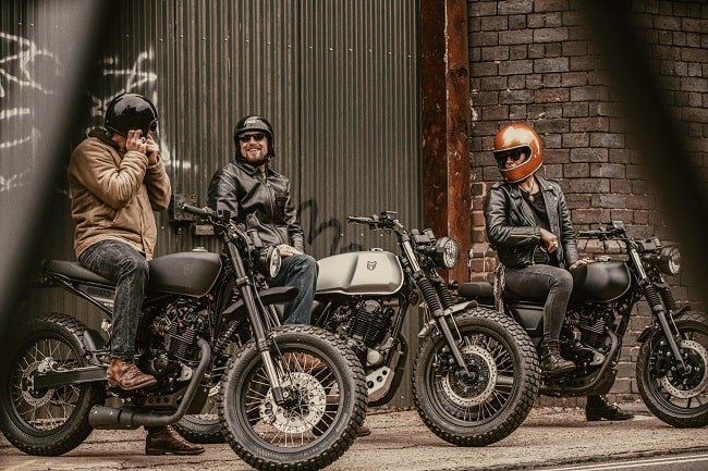 Leave It All Behind with Mutt Motorcycles