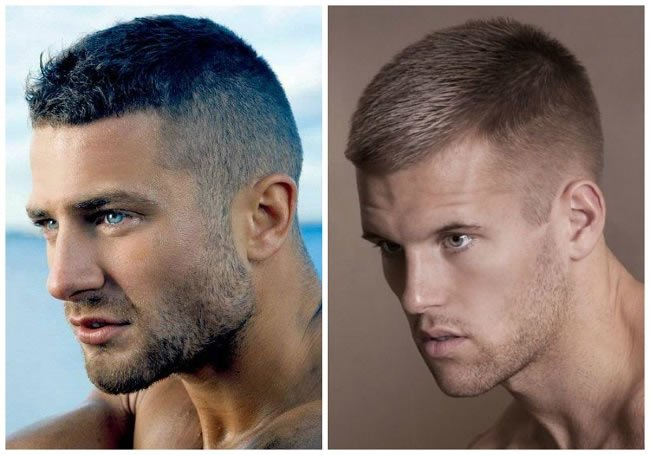 Military Style Hair Cuts: Mens Hairstyle Trends For 2016