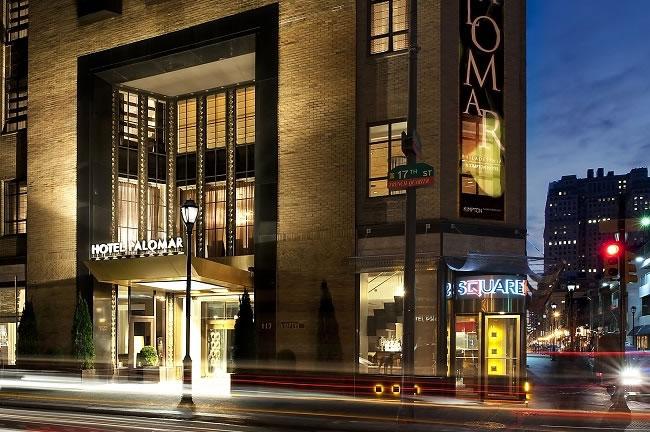 Palomar Philadelphia Hotel Review