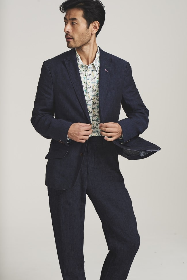 5 of the Best Linen Suits for Summer 2019