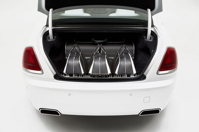 Rolls-Royce Releases Luxury Luggage Collection