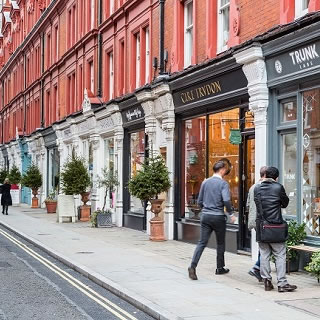 Why You Should Visit London's Chiltern Street