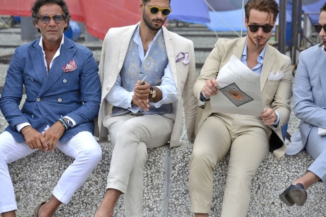 Street Style Trends of Pitti Uomo 90