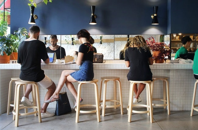 5 of the Best coffee Shops in Barcelona