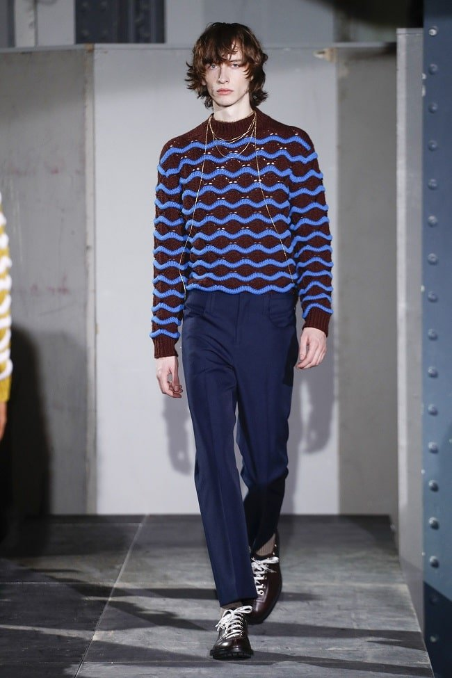 Mens Knitwear Trends for AW18