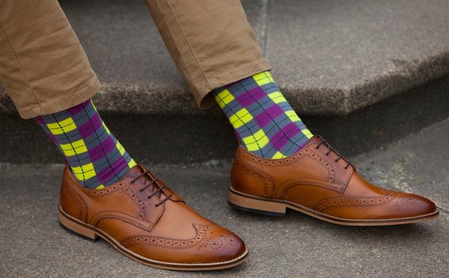 Autumn Socks Peper Harow